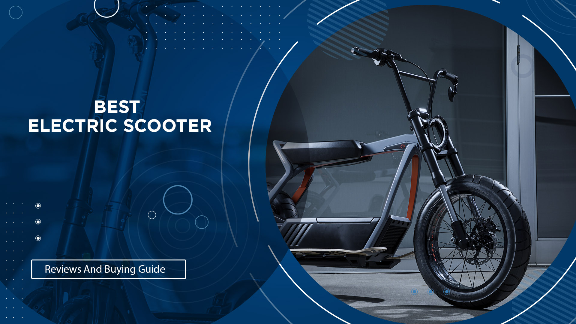 Buy Electric Scooter now